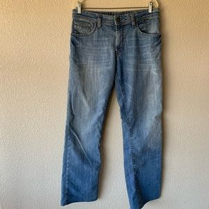 MAVI Josh Easy Boot Cut Relaxed Jeans Low Rise.